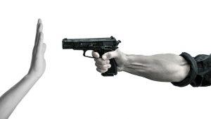 No es normal la violencia