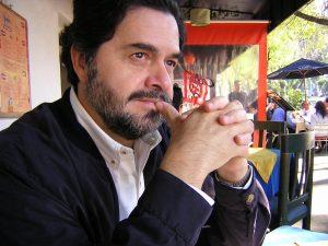 Un escritor predestinado, David Martín del Campo