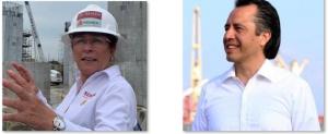Rocío y Cuitláhuac, la elección de 2021 y la gubernatura