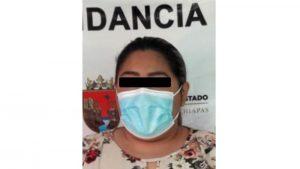 Detienen a directora de clínica en Chiapas ligada al feminicidio de Mariana