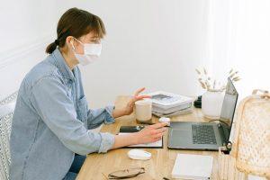 Día de trabajo en pandemia