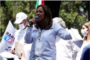 Margarita Zavala: INE debe eliminar registro del Verde, así como se lo negó a México Libre