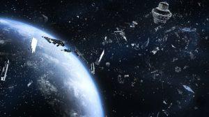 Basura espacial: Conoce la propuesta de Elon Musk que ayudaría a limpiar el espacio