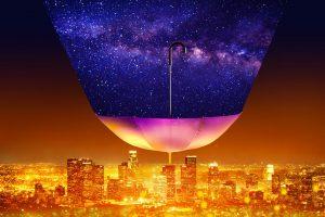 Contaminación lumínica: impide observar el cielo y desorienta a algunas especies