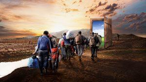 Un drama social que la justicia ni siquiera nombra: migrantes ambientales