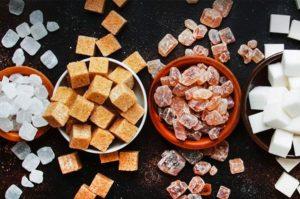 El papel del azúcar en la vida diaria