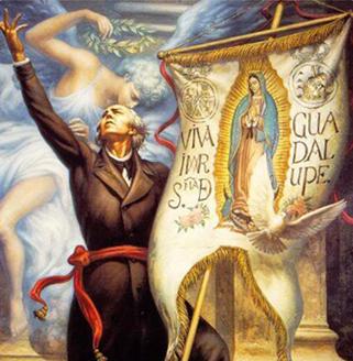 Mes patrio mexicanos independientes
