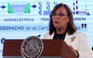 Rocío Nahle y su reforma